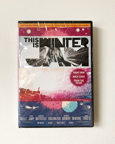 This Is Winter Jam DVD